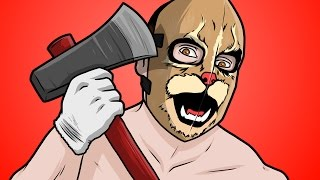 AXE PRANK GONE STUPID - King of the Kill Online Multiplayer Funny Moments