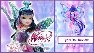 Winx club  Exclusive Tynix Doll Musa 1