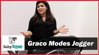 Graco Modes Jogger Demo by Baby Gizmo
