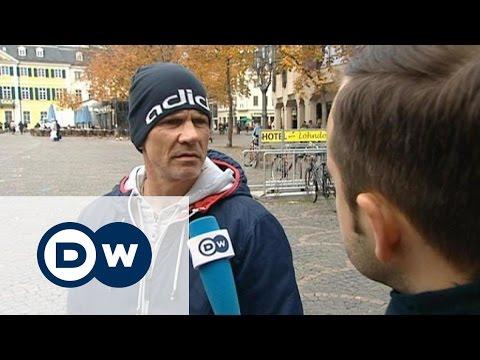 Россия в сирийском конфликте - что думают немцы?