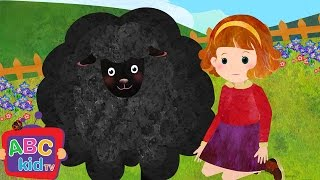 Baa Baa Black Sheep | Nursery Rhymes - ABCkidTV