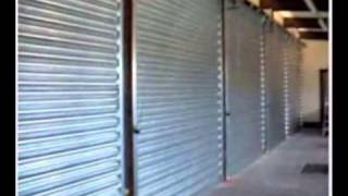 Roller Shutters - Apex Engineering Services