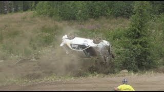 Neste Rally Finland & Vetomies 2017 (crash & action)