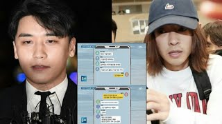10 r.a.p.e clips found in Seungri and Jung Joon Young's chatroom, unexpected reactions of the victim