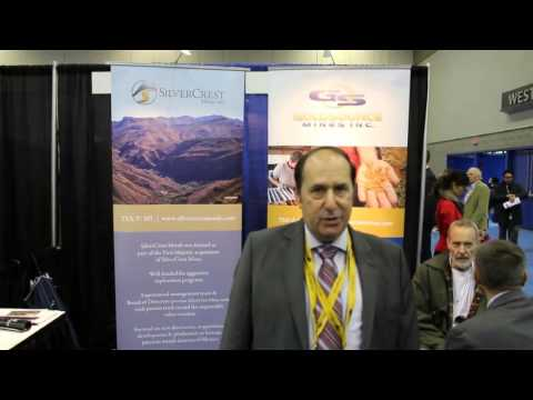 #Goldsource Mines Inc ($GXS.V)  Booth at #VRIC16