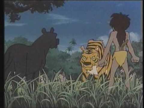 Shonen Mowgli - Mowgli Lär Sig Slåss video