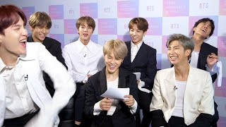 "BTS Take BuzzFeed?s ""Which Member Of BTS Are You?"" Quiz"
