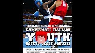 Campionati Italiani Youth 2016 Quarti di Finale Sessione 2