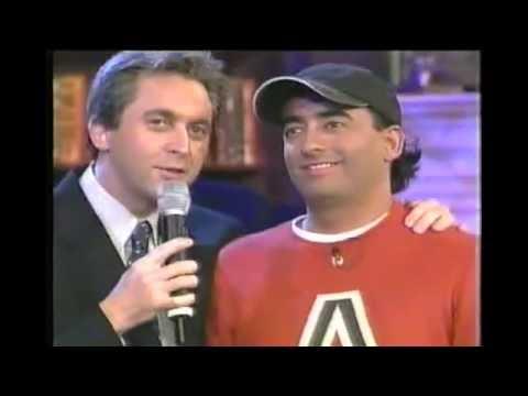 Tony Camo hipnotizador en otro rollo con Adal Ramones 2005
