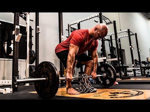 Defranco Fitness Tips: How to Practice Proper Deadlift Form