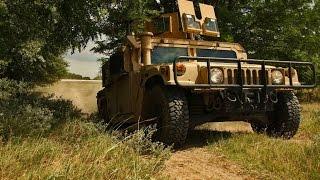 Így támad a Magyar Honvédség katonai Hummer H1 gépe: nagyon durva!