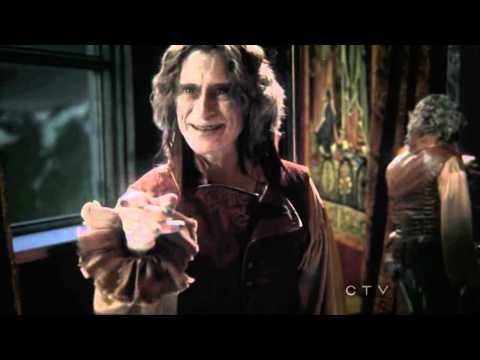 Rumpelstiltskin: Look at your man, now back to me