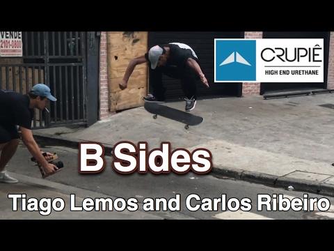 Tiago Lemos & Carlos Ribeiro Street Gap B Sides