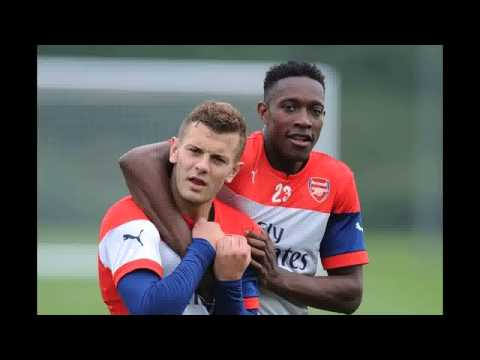 Jack Wilshere Arsenal would never sell me to a rival for £16million like Man United did with Welbeck