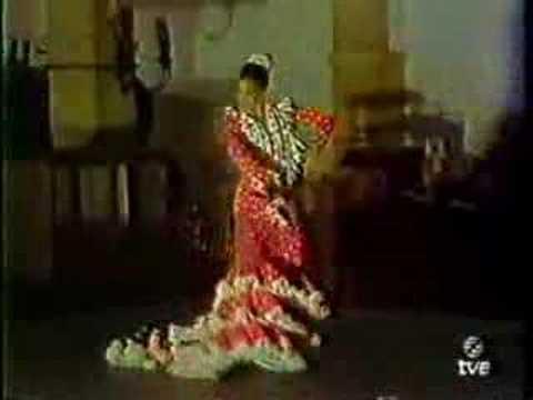 Flamenco, por Caracoles - Milagros Mengibar (Spain)
