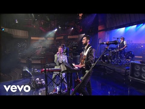 Two Door Cinema Club – Next Year (Live on Letterman)