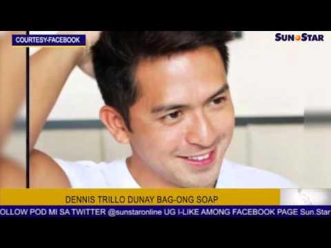 Showbiz: Dennis Trillo dunay bag-ong soap