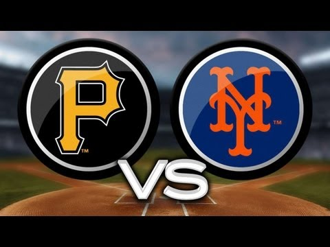 5/10/13: Wandy tames Mets' bats in Pirates' 7-3 win