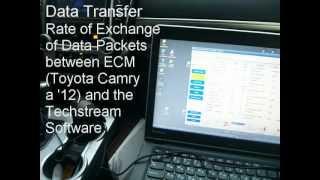 Openport 2.0 at Techstream Toyota