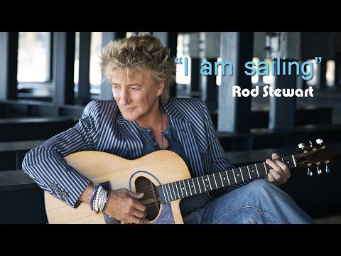 Sailing - Rod Stewart - Lyrics/บรรยายไทย