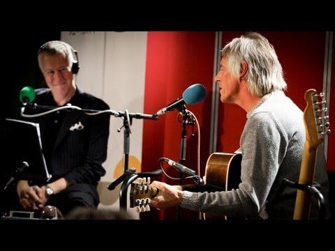 Paul Weller plays The Jam