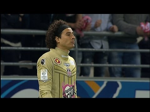 Guillermo Ochoa's best saves / 2012-13
