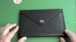 BlackBerry Leather Envelope Case