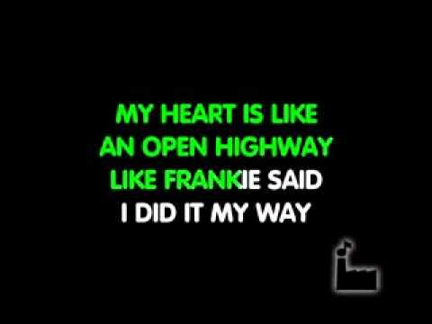 No Doubt - It's My Life  Bon Jovi Karaoke.wmv