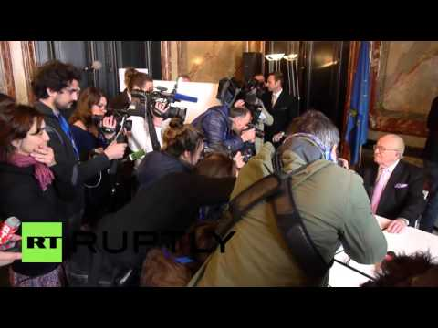 France: Jean-Marie Le Pen says France 'in danger' after Brussels attacks