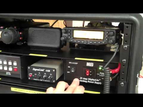 2012 Faulkner County, Arkansas Amateur Radio Club (W5AUU) ARRL Field Day (Part 2 of 3).