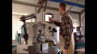 Martin T27 Flex Spindle Moulder | Scott+Sargeant Woodworking Machinery |scosarg.com