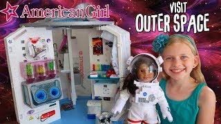 Luciana's Mars Habitat - American Girl Doll Review - Always Alyssa