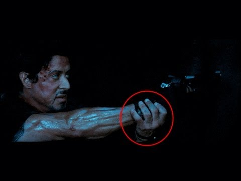 Great Movie Mistakes: The Expendables (2010) video