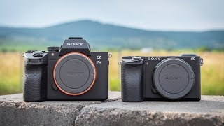 Sony A7III vs Sony A6500 - How much better is the A7III?