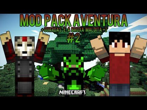 MOD Pack Aventura - +Guardas e a Bruxa Maldita =] #2