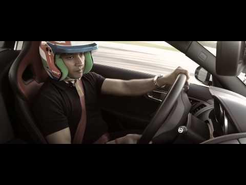 Jaguar Land Rover film starring F-TYPE R Coupé, Range Rover Sport and Narain Karthikeyan