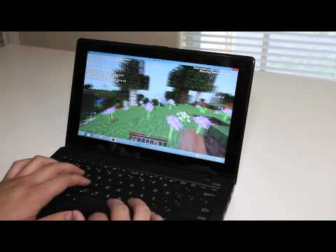 Best Budget laptop for Minecraft (Early 2014)