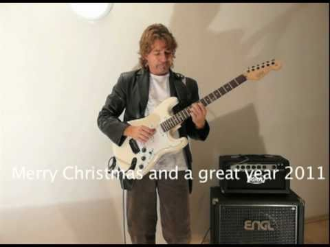 Stratocaster Christmas Carol