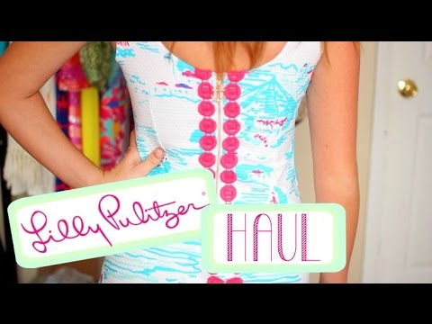 Lilly Pulitzer End of Summer Sale Haul