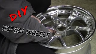 DIY | How to Seal 3-Piece Wheels