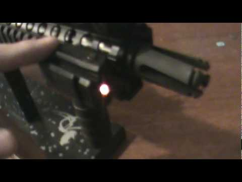 ar 15 Laser Sight Ar-15/m4 Rifle/pistol Laser by