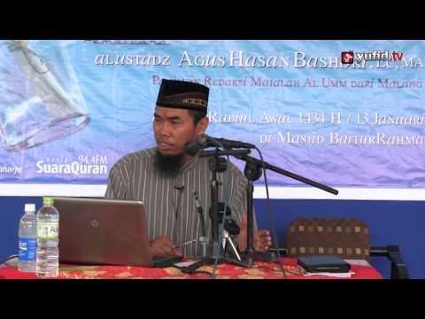 Kajian Islam Spesial - Seni Menebar Kebaikan - Ustadz Agus Hasan Bashori, Lc. M.Ag