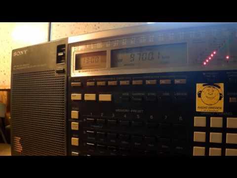 27 10 2015 Radio New Zealand International in English to Pacific 1300 on 9700 Rangitaiki