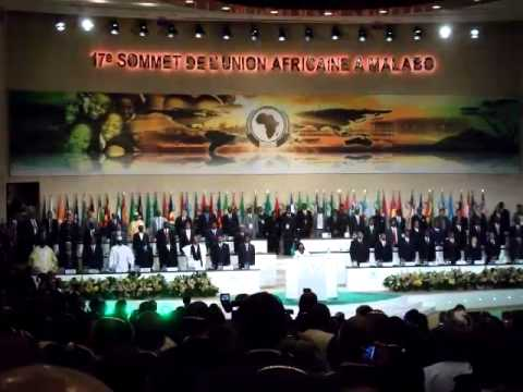 African Union summit - Equatorial Guinea