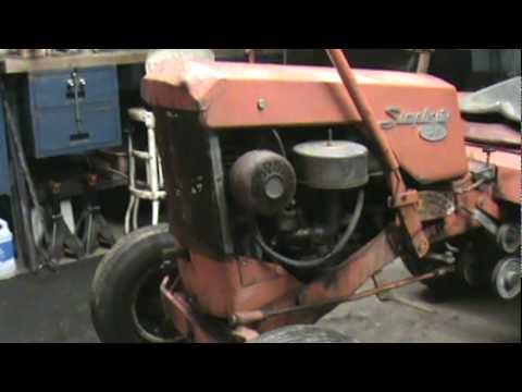 Rat-Rod Rat Rod Tractor Project