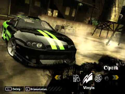 Ford mustang need for speed 4