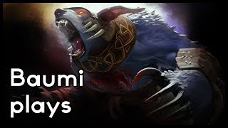 Dota 2 | BIG NEWS IN A BIG GAME!! | Baumi plays Ursa