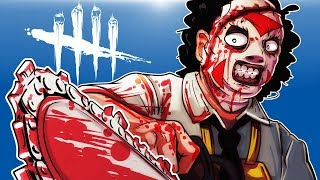 Dead By Daylight - LEATHERFACE IS HERE! (NEW KILLER DLC!!!)