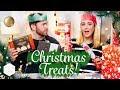 Testing British Supermarket Christmas Treats: M&S, Waitrose, Sainsbury's & Aldi