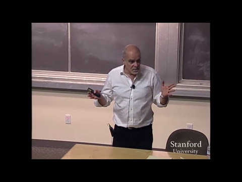 Stanford Seminar - Fixing Media's Business Model